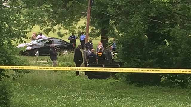 The males, who were between the ages of 16 and 20, were found with several gunshot wounds in the  5000 block of Robin Friday afternoon. Credit: KMOV