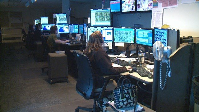 911 systems throughout Illinois in danger of shutting down. (Credit: KMOV)