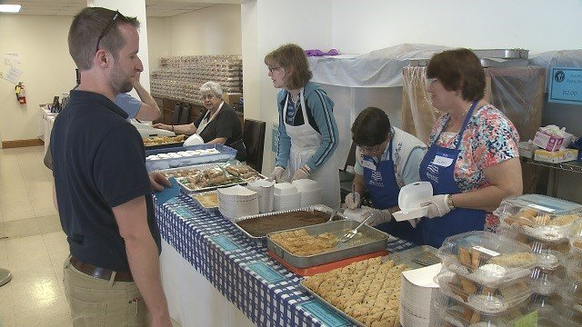 GreekFest puts safety plan in place for severe weather threats over Memorial Weekend. (Credit: KMOV)