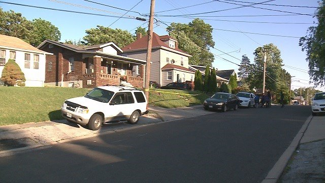 55-year-old man found dead inside north St. Louis County home. (Credit: KMOV)