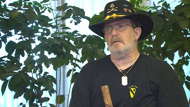 Edd Vanderpool will thank the family of the man who saved his life during the Vietnam War on Saturday. Credit: KMOV