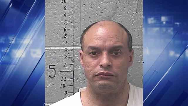James Royce Weber (Credit: St. Francois County Sheriff's Department)