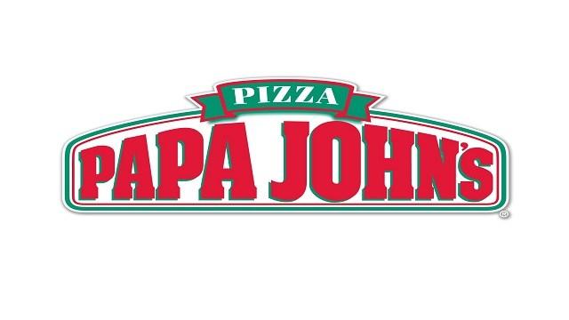 PAPA JOHN'S PIZZA logo. (Credit: AP Images)