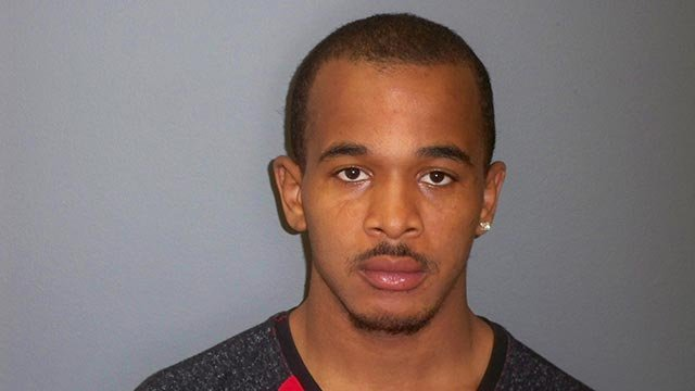Shawn Harlan Jr., 26, is accused of residential burglary in Shiloh (Credit: Shiloh Police Department)