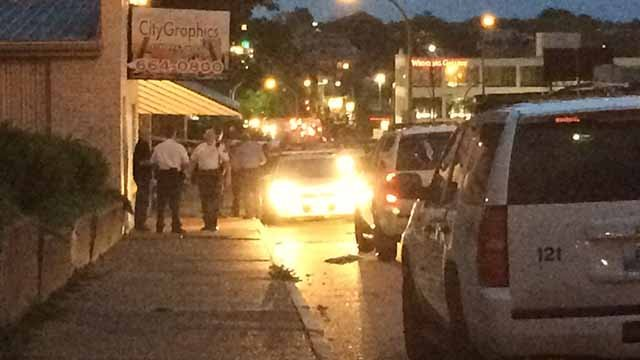 The shooting happened in the 4200 block of Chippewa near Garnier in May, 2015 (KMOV)