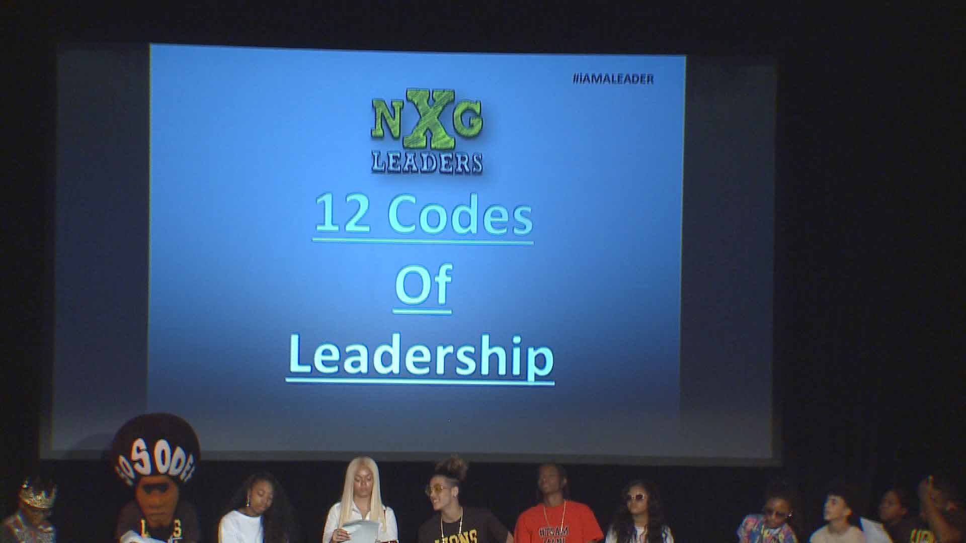 NXG Leaders helps young people follow their passion. Credit: KMOV