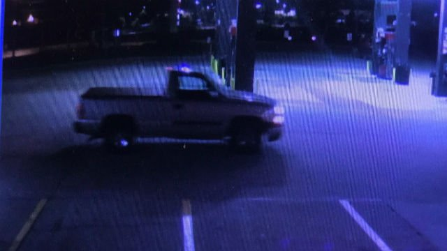 Surveillance footage of the suspect vehicle (St. Charles County Police Department)