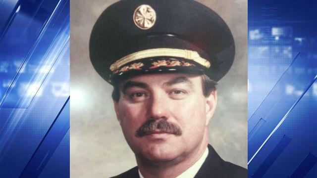 Fire Chief Neil Svetanics (Photo: St. Louis Fire Department Twitter)