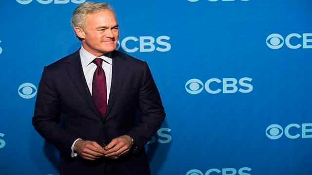 Scott Pelley attends the CBS Upfront on Wednesday, May 15, 2013 in New York. (Photo by Charles Sykes/Invision/AP)