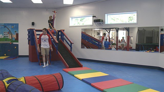 A new resource for children with autism just opened its doors in the Metro East. (Credit: KMOV)