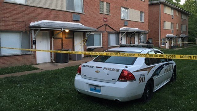 Police are investigating a fatal shooting that occurred in the 10000 block of Toelle Lane Saturday afternoon. (Credit: KMOV)