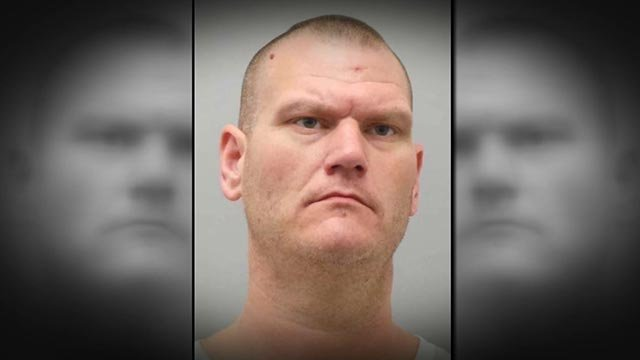 36-year-old Bruce Brutsman, inmate, escapes custody. (Credit: St. Louis County PD)