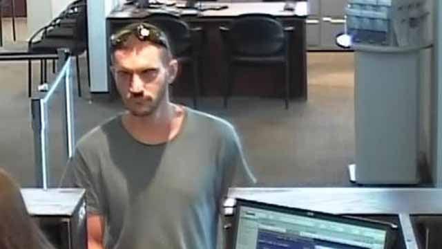 Police say this man robbed a US Bank in Bridgeton Wednesday. Credit: Bridgeton PD