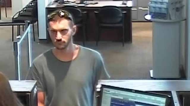 Police say this man robbed a US Bank in Bridgeton Wednesday. Credit: Bridgeton PD