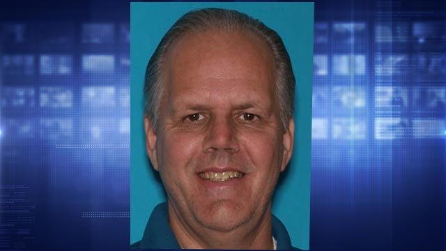 David C. Thielker, 56, was last seen leaving his house Wednesday at 12:30 p.m. (Credit: Police)