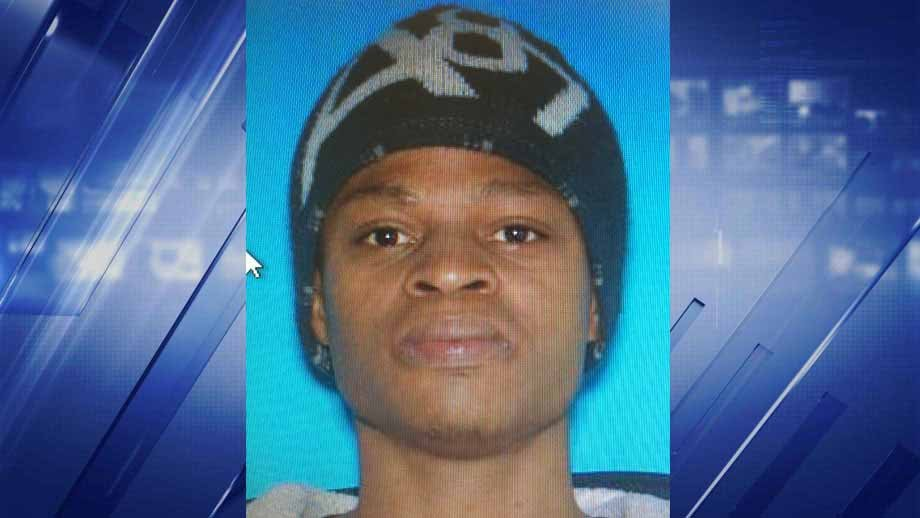 The body of Darren Martez Henderson, 28, was found in Madison, Illinois on Tuesday, Credit: Belleville PD