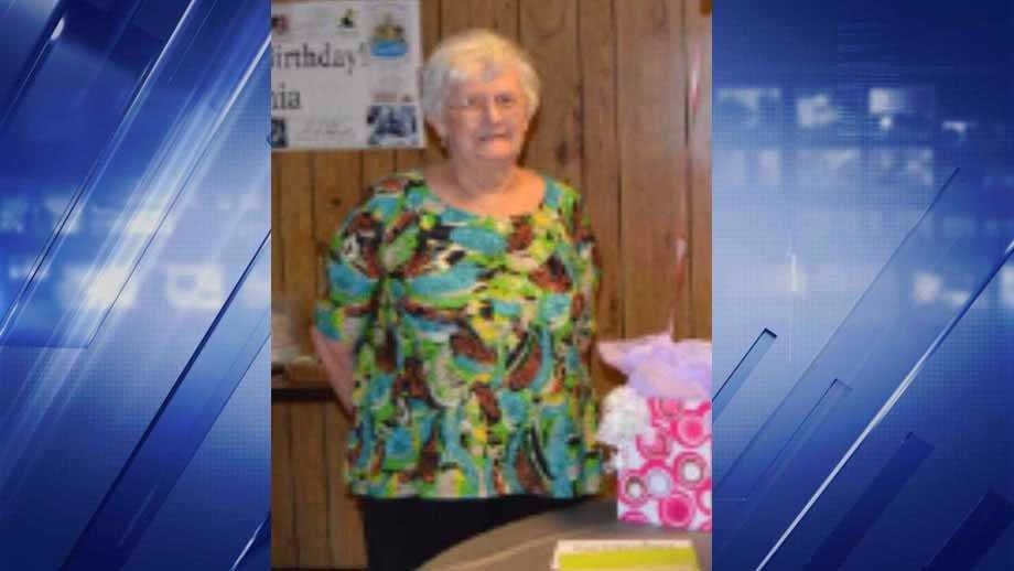 Virginia I. Arbogast, 80, was last seen on Sherwood Forest Drive in Belleville, Ill. on July 3 at 10 p.m. (Credit: St. Clair Sheriff's Department)