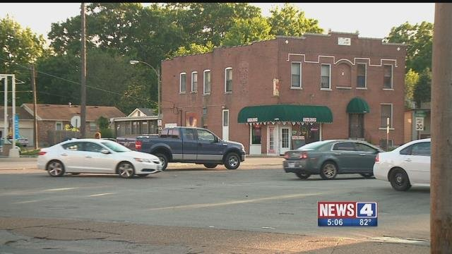 Many businesses owners in the Carondelet neighborhood of South City said they are worried about rising crime. Credit: KMOV