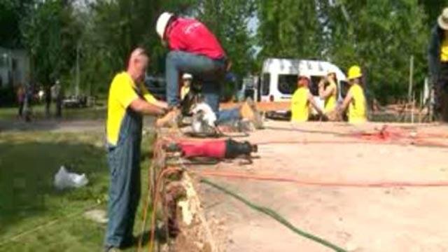 Eureka Disaster Relief Committee (Credit: KMOV)