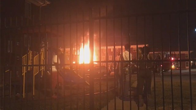 Teen unknowingly captures deadly shooting on camera while filming dumpster fire in downtown St. Louis.