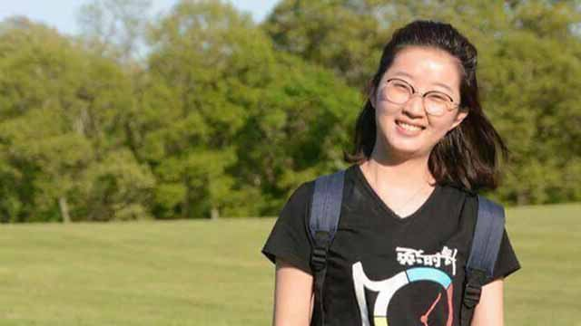 Yingying Zhang. Credit: KMOV
