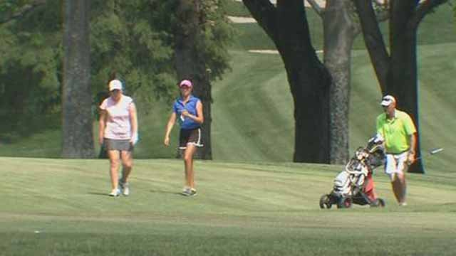 The MGA Women's Tournament is underway at Algonquin. (Credit: KMOV)