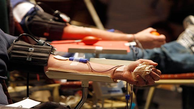 DONORS NEEDED: Red Cross reports nationwide blood shortage