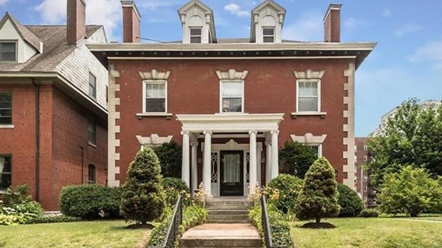 4522 Maryland Avenue in the Central West End (Credit: Coldwell Banker Gundaker)