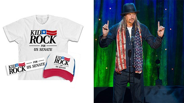 (Kid Rock Photo by Charles Sykes/Invision/AP)