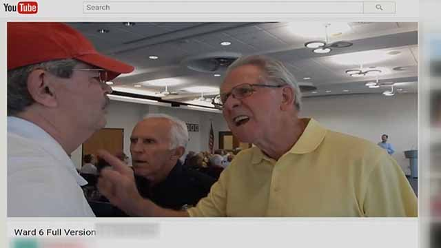 A recent altercation is raising questions about just where and when a citizen can videotape elected officials and public meetings. Credit: KMOV