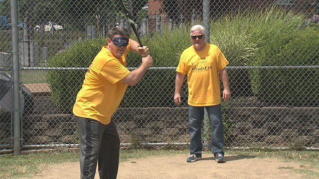 Beep Ball for visually impaired players happening in South County on Saturday. (Credit: KMOV)