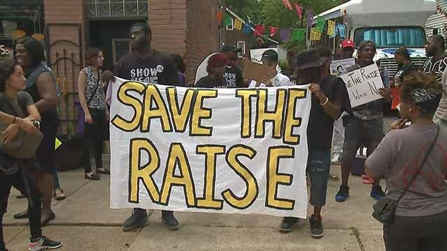 Groups are urging businesses in St. Louis City not to lower wages even though the city's minimum wage will fall in August. Credit: KMOV