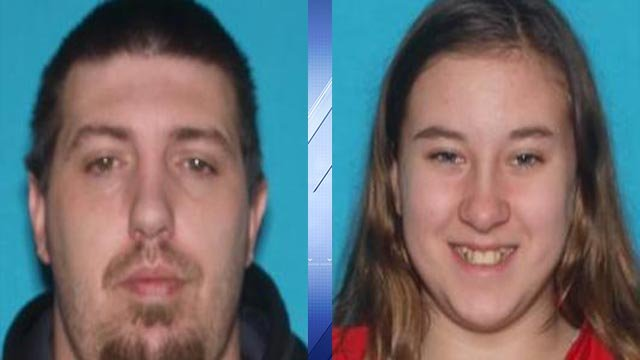 Matthew Fischer & Mersadiez Shiann Rohr (Credit: Morgan County Sheriff's Office)