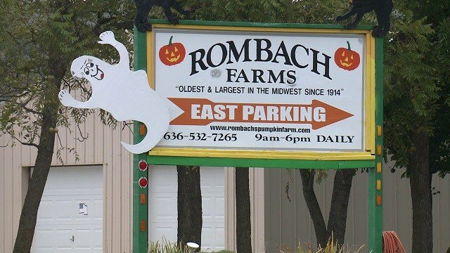 Rombach Farms in Chesterfield is shutting down, the family announced on Facebook. (Credit: KMOV)