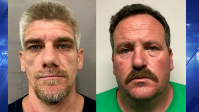 Joseph Vance (LEFT) and Steve Debord are being charged with First Degree Assault, among other charges (Rolla Police Department)