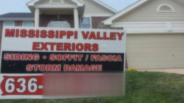 Customers tell News 4 a St. Charles County business took their money and failed to perform any work. (Credit: KMOV)