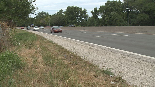St. Louis County Police are investigating a homicide that happened on Interstate 70 early Sunday morning.(Credit: KMOV)