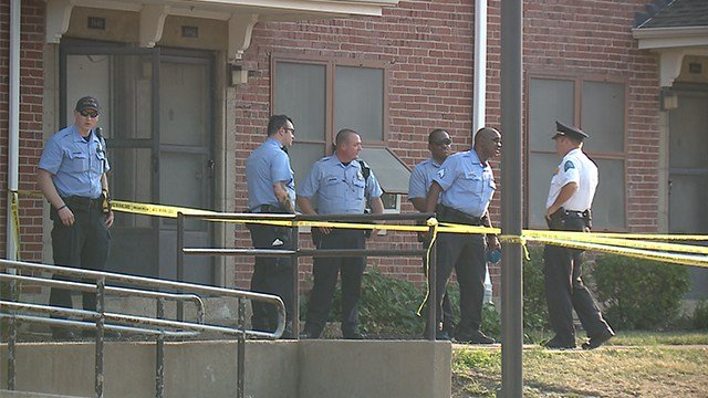 10-Year-Old Shot in Housing Complex