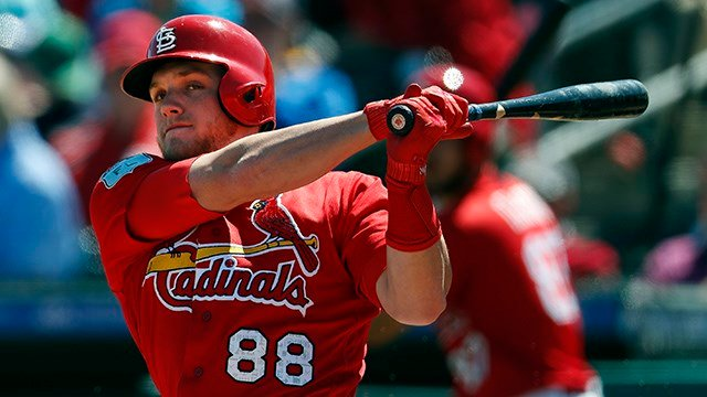 Cardinals place Dexter Fowler on 10-day DL, recall another prospect