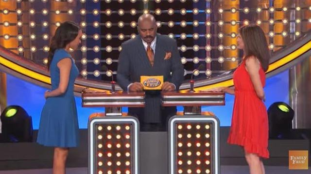 (Credit: Family Feud)