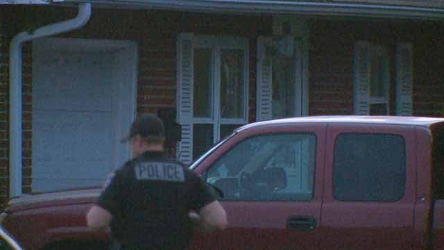 Police in Granite City say a family was recently the victim of swatting or someone calling 911 with a false report for a SWAT team. Credit: KMOV