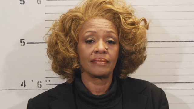 Mugshot of Alorton Mayor Joann Reed. Credit: KMOV