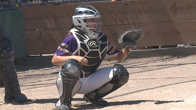It's not often you hear about girls playing baseball but one local 12-year-old girl is doing just that. (Credit: KMOV)