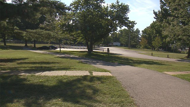 The city of St. Ann is working to make one of it's most popular parks a safer place. (Credit: KMOV)