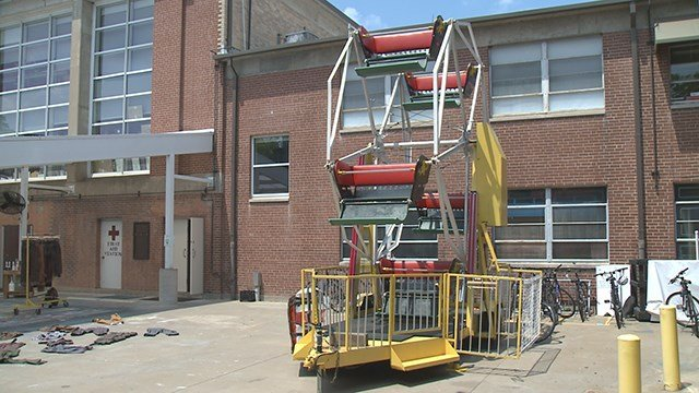 If you've ever wanted to have a carnival ride in your backyard, here's your chance! (Credit: KMOV)