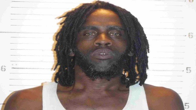 The St. Clair County State's Attorney's Office issued three felony burglary charges to Charles H. Joshway Jr., 47, of East St. Louis on Thursday. (Credit: St. Clair County Sheriff's Department)