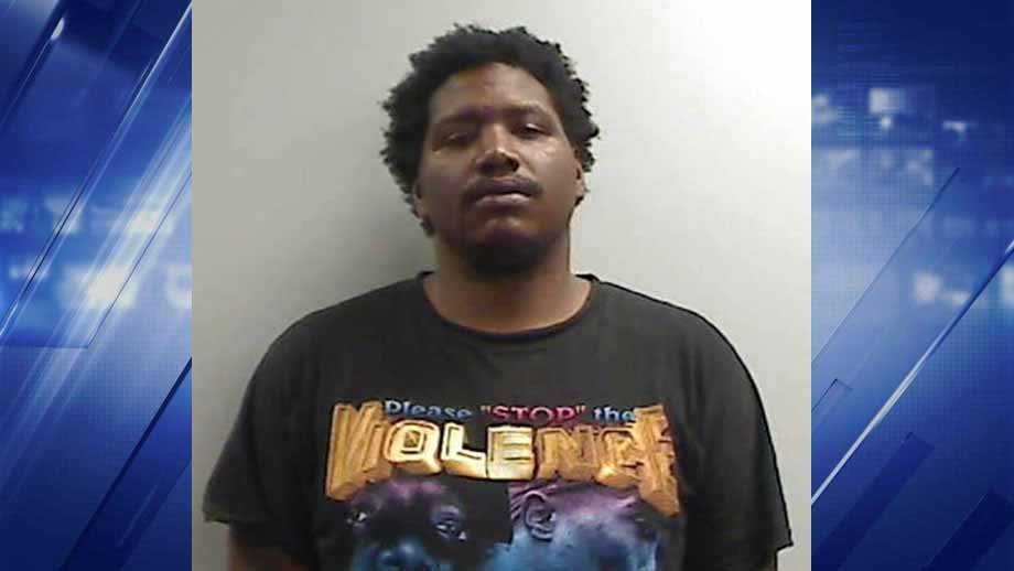 Marty Shaw, 26, is accused of robbing a liquor store and convenience store in the Metro East. Credit: Belleville PD