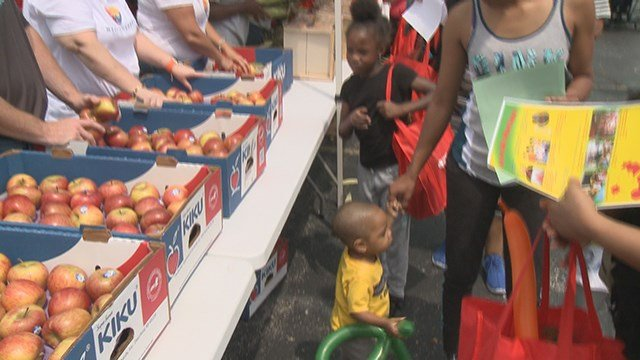 Operation Food Search is helping families in need with kids heading back to school. (Credit: KMOV)