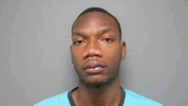 Chauntez Cage, 20, is accused of shooting a 3-year-old in the head with a BB gun. Credit: Fairview Heights PD