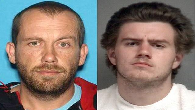 Keith Wald, left, and Nathan Felton (Joplin Globe)